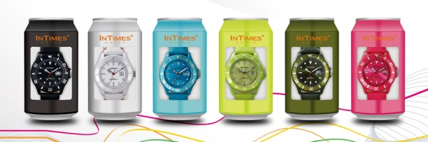 Jam Tangan Intimes Watches