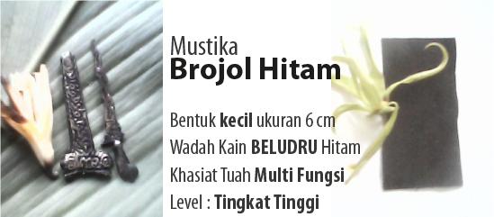 BROJOL HITAM